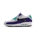 Air Max 90 Essential Wit / Zwart / Paars