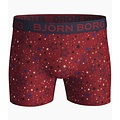 Boxershort 3-Pack Jester Red