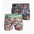 Boxershort 2-Pack Short Candy Pink