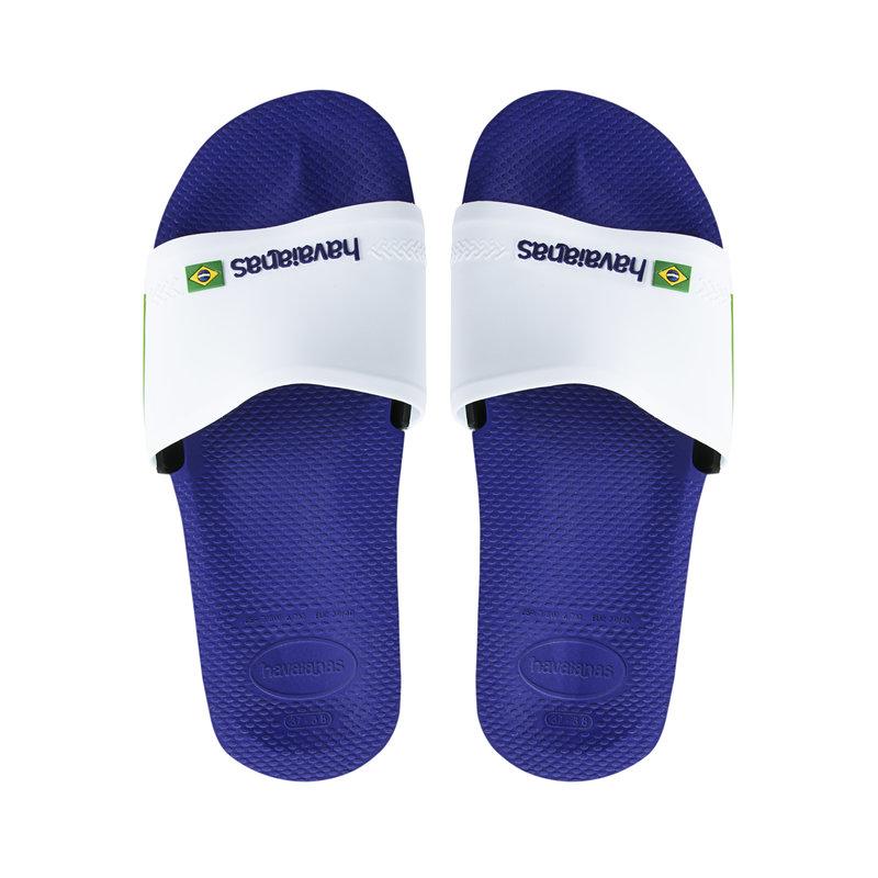 Slide Brasil Blauw