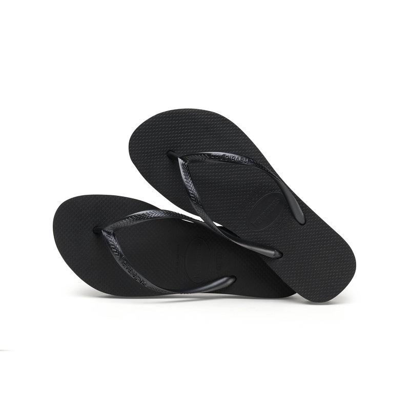 Slim Flatform Zwart