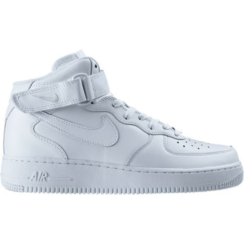 W Air Force 1 Mid '07 Wit