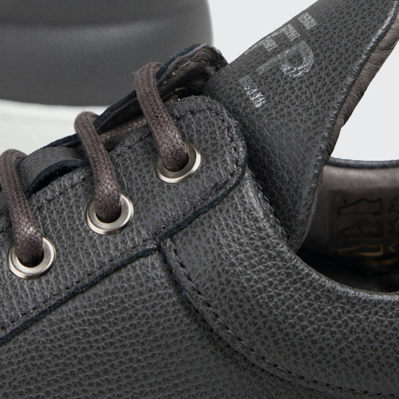Low Top Ripple Crumbs Grey
