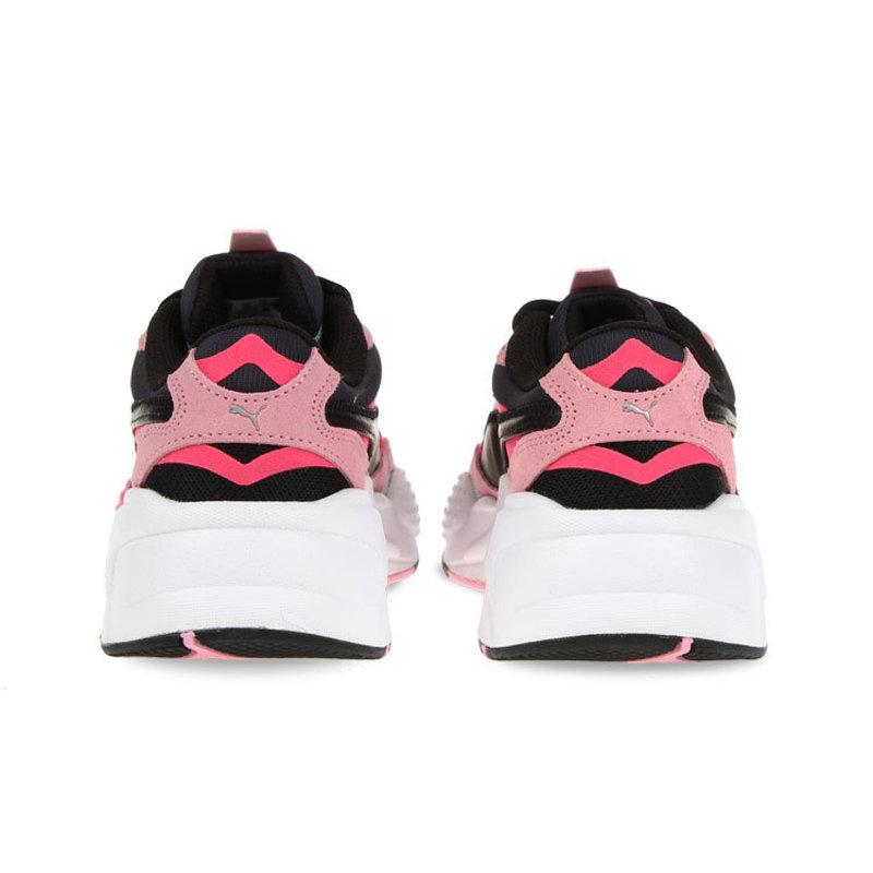 RS-X³ Roze / Zwart
