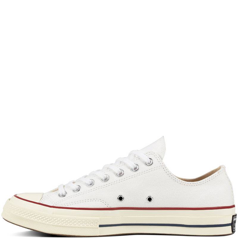 Chuck 70 Classic Low Top Wit