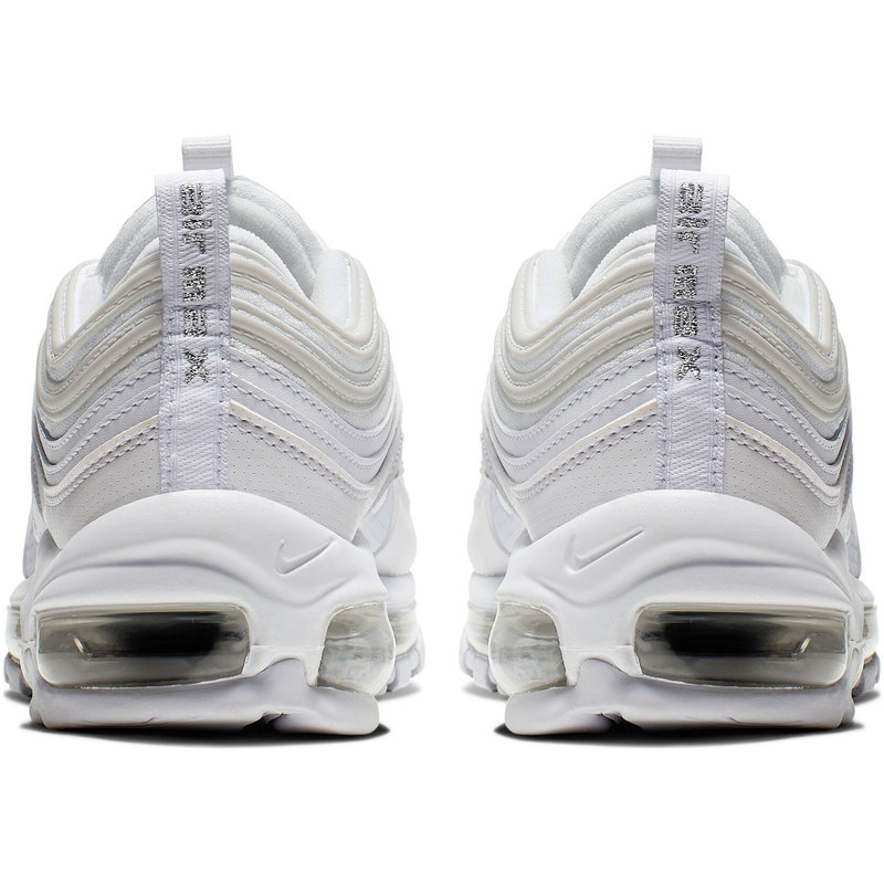 Air Max 97 GS Wit / Metallic Silver / Wit
