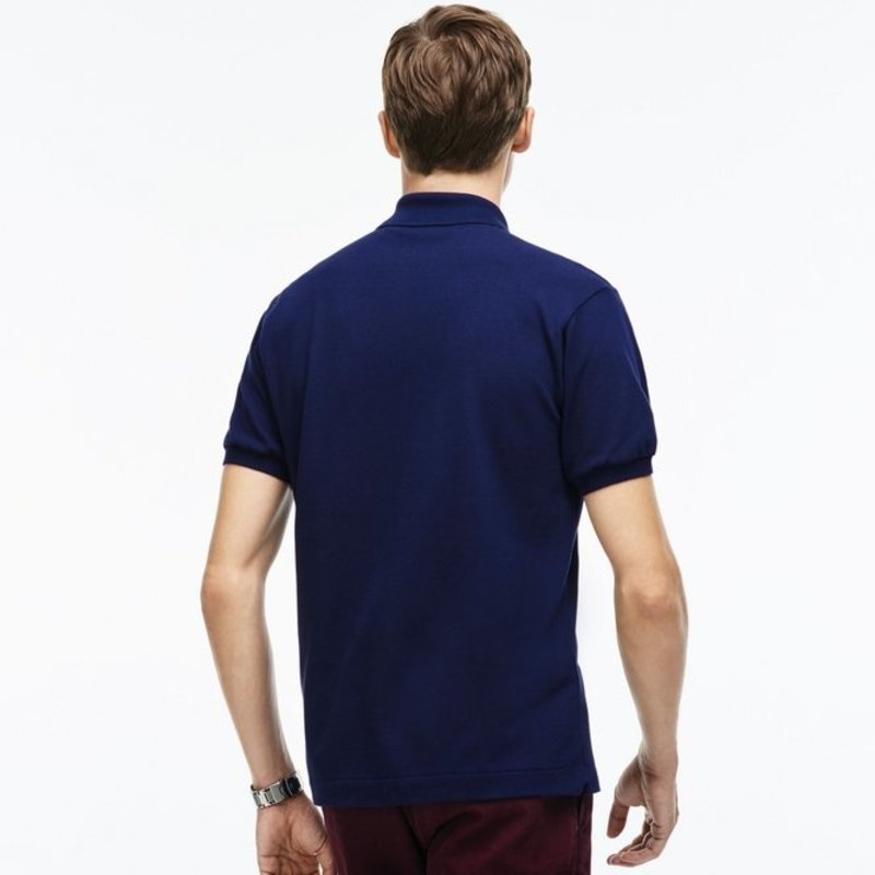 Polo Classic Fit Donkerblauw