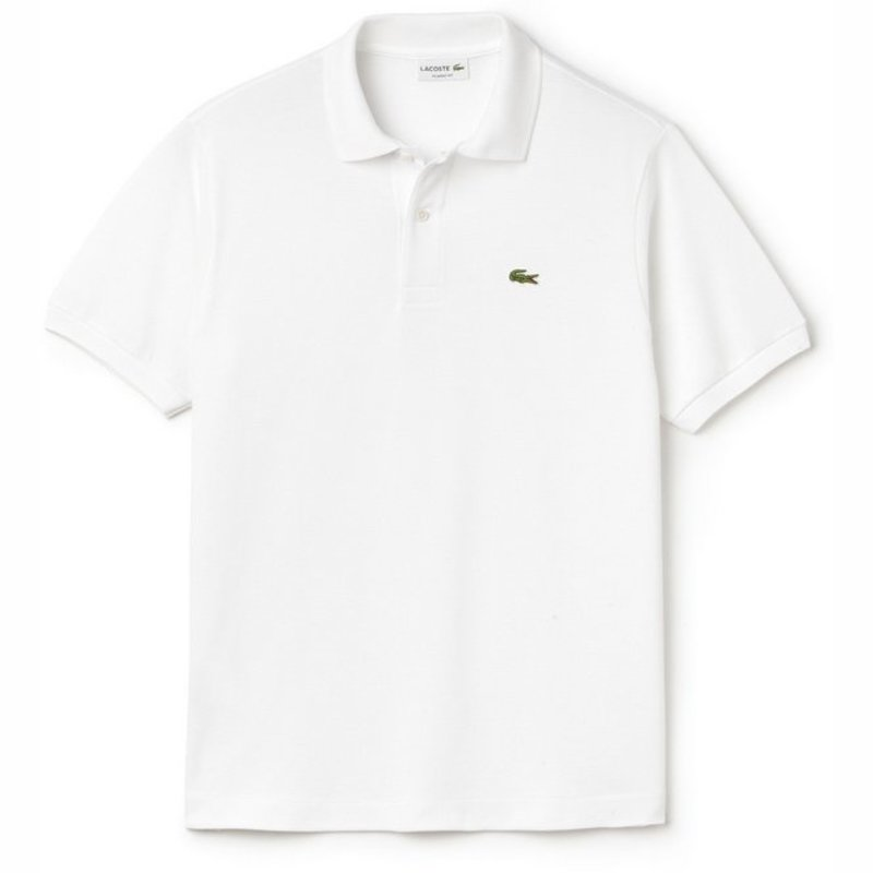 Polo Classic Fit Wit