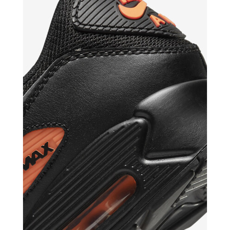 Air Max 90 Zwart / Oranje