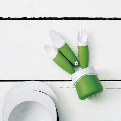 Toddler Copenhagen groene oefenbeker voor baby