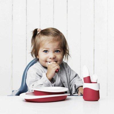 Toddler Copenhagen orange Übungsbecher  für Baby