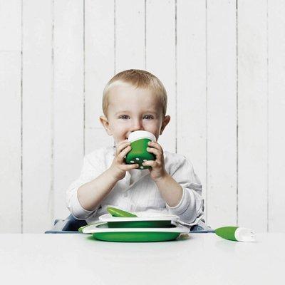 Toddler Copenhagen groen bord