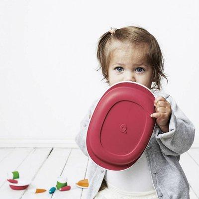 Toddler Copenhagen fuchsia bord