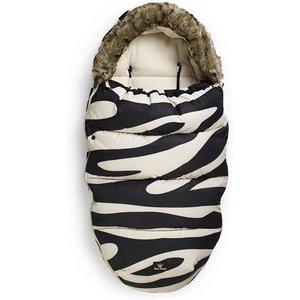 Elodie Details footmuff zebra