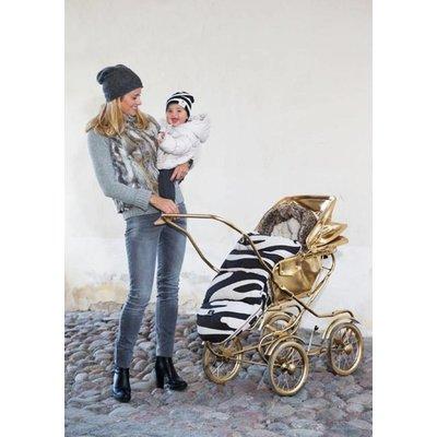 Elodie Details voetenzak zebra