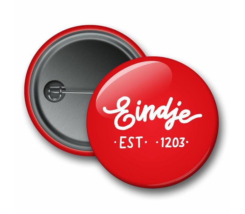Eindje Button Logo Rood