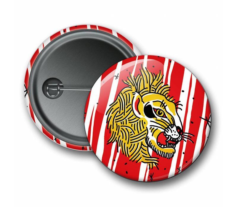 Eindje Button Lion