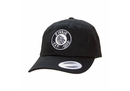 Eindje Eindje Dad Hat Lion Black
