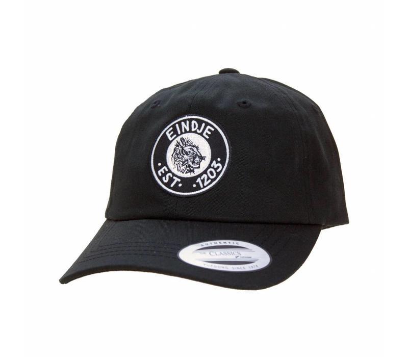 Eindje Dad Hat Lion Black