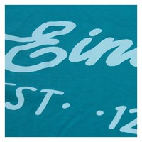 Eindje T-shirt Text Blue