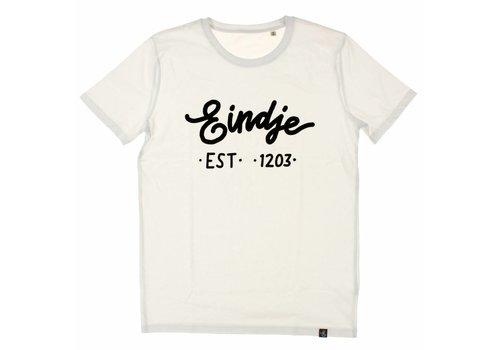 Eindje Eindje T-shirt Text White
