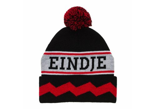 Eindje Eindje Vibe beanie with pompoms