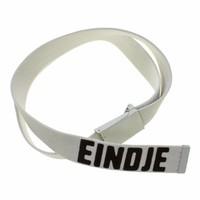 Eindje Web Belt White