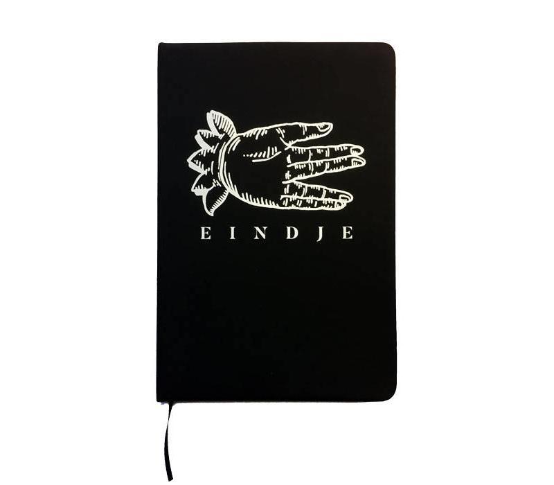 Eindje Hand Notitieboek a5