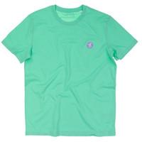 Eindje Patch T-shirt Chameleon Green