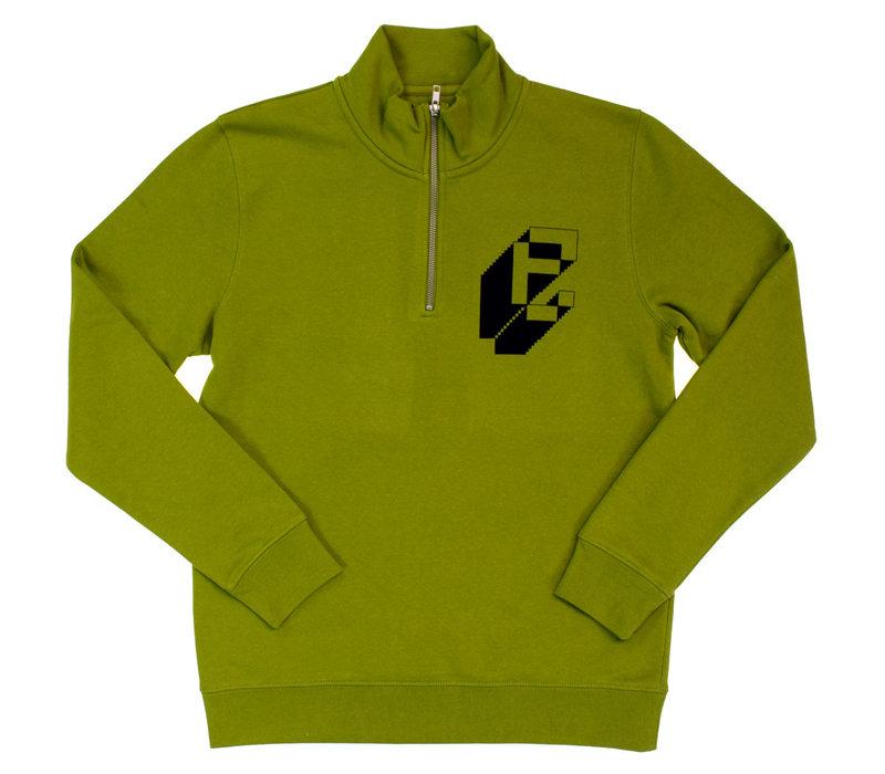 Eindje Lets's Go South Men's Half Zip Sweatshirt