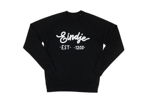 Eindje Eindje Logo Crew Neck Sweater | Zwart