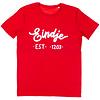 Eindje Eindje T-shirt Tekst Red