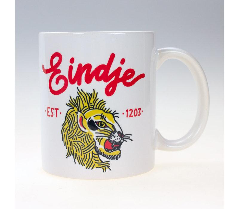 Eindje Lion Mug