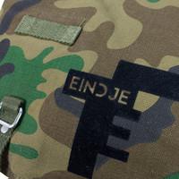 Eindje Camouflage Pukkel Schoudertas