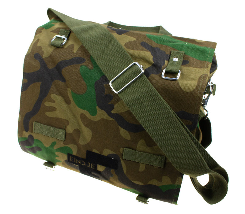 Eindje Camouflage  Army Schoulder Bag