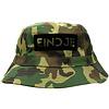 Eindje Eindje Camouflage Bucket Hat