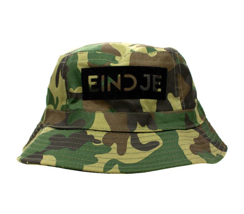 Eindje Camouflage Bucket Hat