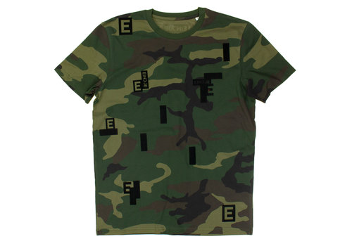 Eindje Eindje Camouflage All Over Print T-shirt