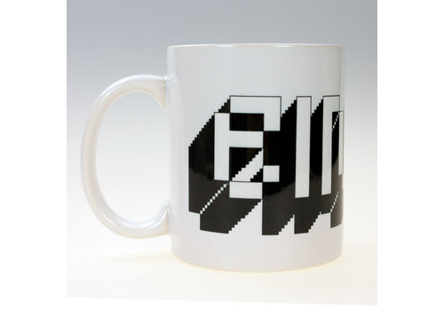 Eindje Eindje Pixel Logo Mug