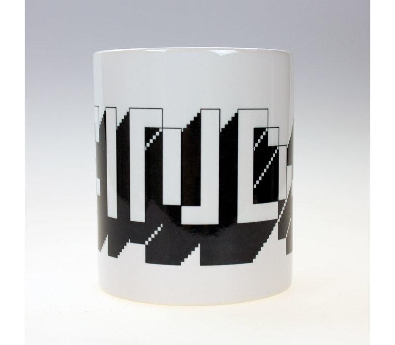 Eindje Pixel Logo Mug