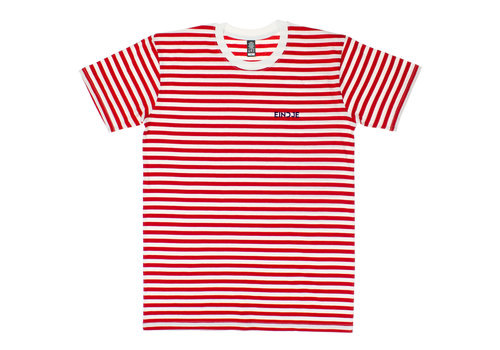 Eindje Eindje Stripes Red / White T-shirt