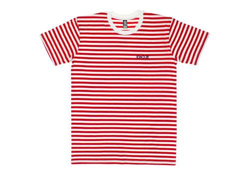 Eindje Eindje Stripes Rood / Wit T-shirt