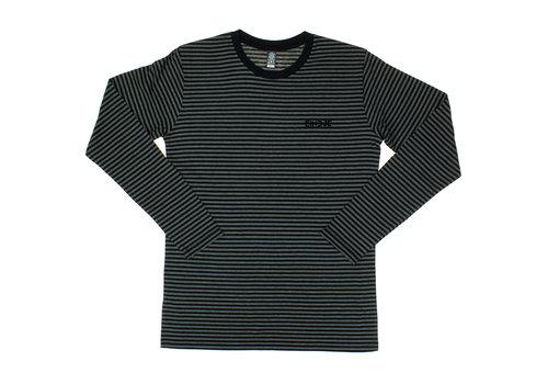 Eindje Eindje Stripes Grijs / Zwart Longsleeve T-shirt