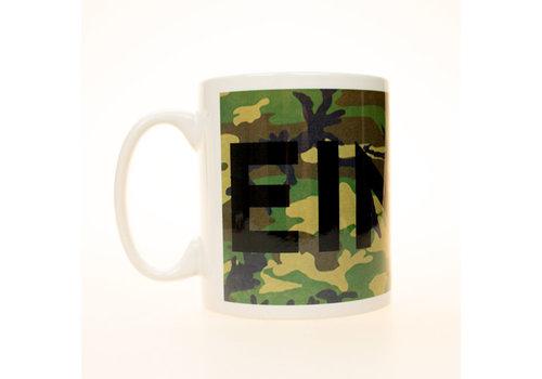 Eindje Eindje Logo Camouflage Beker
