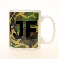 Eindje Logo Camouflage Mug
