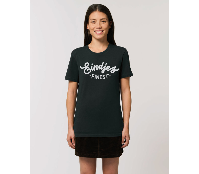 Eindjes Finest Black T-shirt