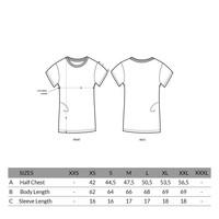 Eindje Dames T-shirt Tekst Glazed Green | Geel