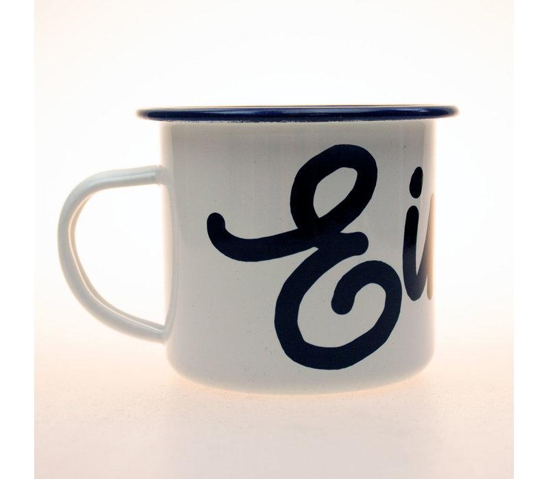 Eindje Enamel Mug