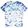 Eindje Eindje T-shirt Tie And Dye Blauw