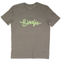 Eindje T-shirt Mid Heather Grey | Mint